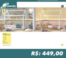 Mini cama promoção de fábrica faço entrega
