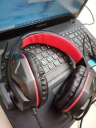 Headset gamer