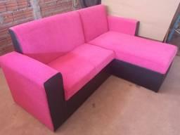 Vendo sofá  chaise