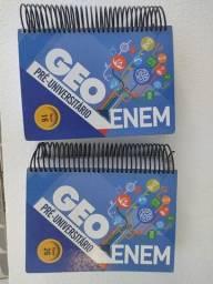 Livros Pré Universitário - Geo - Ano 2014