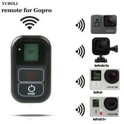 Título do anúncio: Controle Remoto - Gopro Hero8 Hero7 Hero6 Hero5 Hero4 Hero3