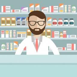 Balconista de farmacia