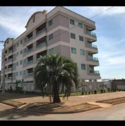 Aluga se - apartamento semimobiliado- Três Lagoas