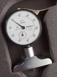 Medidor de Profundidade com Relógio - Mitotoyo