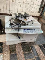Impressora e scaner profissional de escritório