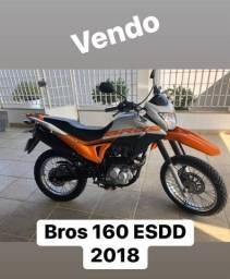 Bros 160 2018 ESDD nova