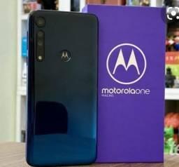 Motorola moto one macro 64 gigas 4 de ram celular diferenciado