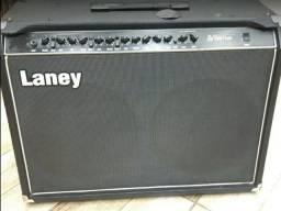 Amplificador de guitarra LANEY LV300TWIN, aceito propostas por meteoro v8 mais volta