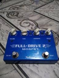 Pedal Full drive 2 Mosfet. Fulltone USA