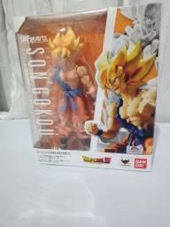 Título do anúncio: Goku Awakening SHFiguarts Bandai