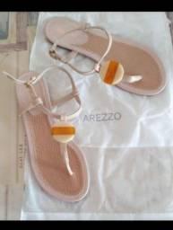 Título do anúncio: Sandália rasteirinha Arezzo