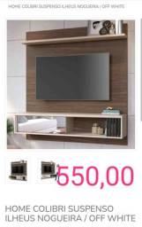 Painel com estante (Feirão de móveis)