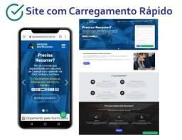 Criação de Site e Loja Virtual Personalizado
