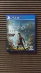 JOGO PS4 - Assassins Creed Odyssey