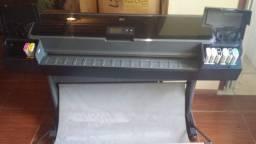 Plotter impressão HP Z2100 44pol boca 110cm
