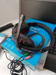 Fone headset inova. Novo