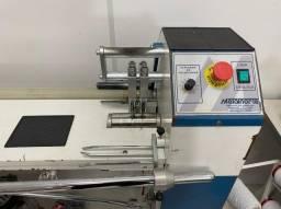 Máquina cortar viés/friso eletronica