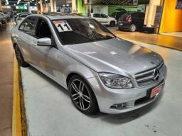 Título do anúncio: Mercedes C180K 2010 - Veículo para pessoas exigentes!