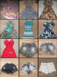 Vendo ou troco roupas