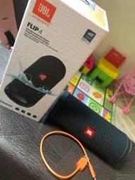 JBL Flip 4 com Bluetooth