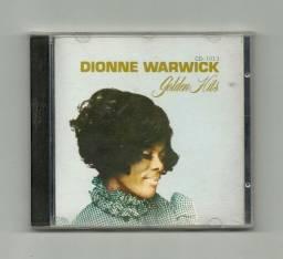 CD - Dionne Warwick - Golden Hits - Usado