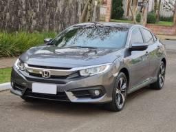 Título do anúncio: Civic EX 2.0 automático 2017 Baixo km 17000.