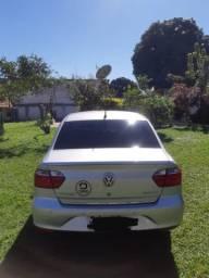 Volkswagen Voyage 1.6 Mi Comfortline I-motion, Pneus goodyear novos