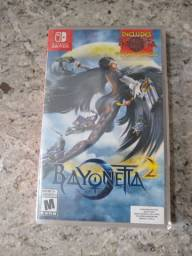 Jogo Nintendo Swtich Bayonetta lacrado + Bayoneta 1 digital