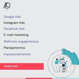 Título do anúncio: Gestão de Marketing