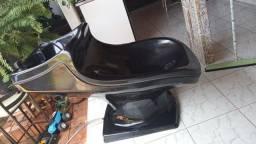 Título do anúncio: Lavatório de cabelo para salão