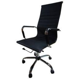 Cadeira Escritório Presidente Nova com Garantia a Pronta Entrega