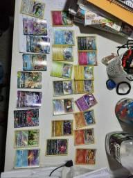 Título do anúncio: Cartas De Pokemon TCG(Originais)