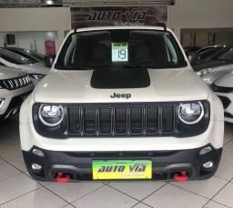 Título do anúncio: Jeep/ Renegade 2.0 Ano 2019 Trailhawk 4x4 Diesel Automatico