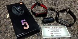 Smart Band M5 com pulseira extra