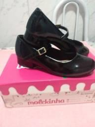 Sapato moleca nº 31 40 reais