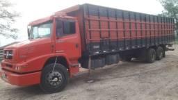 Caminhão MB L1622 Boiadeiro 2002
