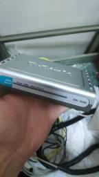 Roteador antigo D-Link - aceito cartão e entrego