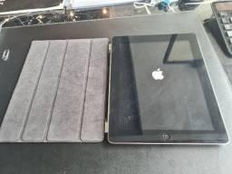 Título do anúncio: iPad 3ª Geração 64gb Wi-fi + Celular + Capa Original
