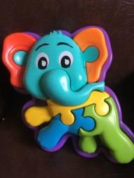 Elefante e Dino