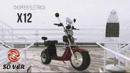 Scooter elétrica X12