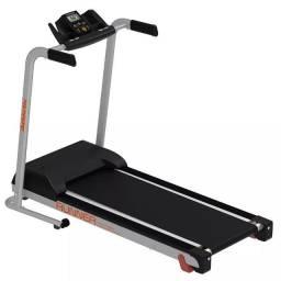 Esteira Athletic runner 12km/h - com % de gordura e recuperação - frete grátis