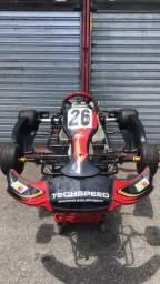 Kart Techspeed tech2 2020
