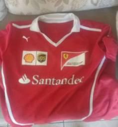Camisa do Santander relíquia