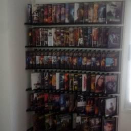 Estante Para Colecionador de Filmes ? Acompanha 90 Filmes