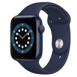 Apple watch s6 - azul - 44mm