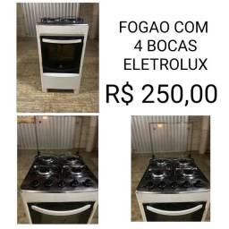 FOGÃO ELETROLUX 4 BOCAS