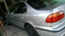 Honda Civic LX ano 2000