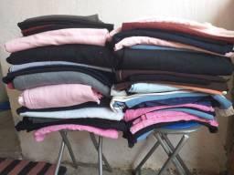 Lote de tecidos