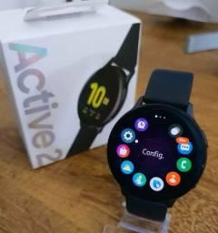 Smartwatch Samsung Galaxy Watch Active 2 44mm N.Fiscal Garantia