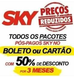 Sky tv planos hd